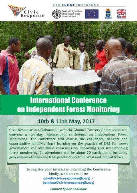 INTERNATIONAL CONFERENCE ON INDEPENDENT FOREST MONITORING