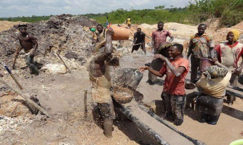 THE GALAMSEY FIGHT: DON'T GIVE UP, MR. MINISTER