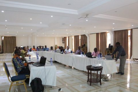 CIVIC RESPONSE ORGANISES 2ND TRAINING FOR CSO OBSERVERS